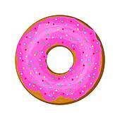 Doughnut clipart #13, Download drawings