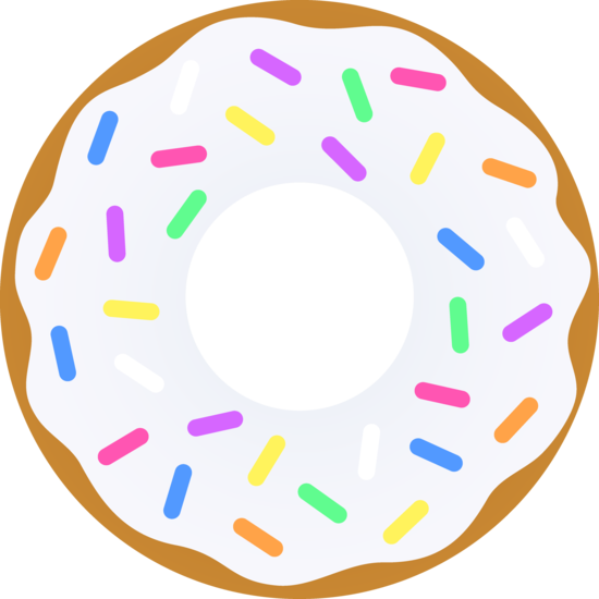Doughnut clipart #6, Download drawings