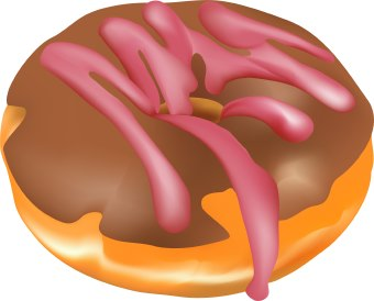 Doughnut clipart #10, Download drawings