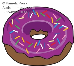 Doughnut clipart #4, Download drawings