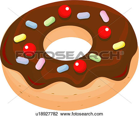 Doughnut clipart #5, Download drawings