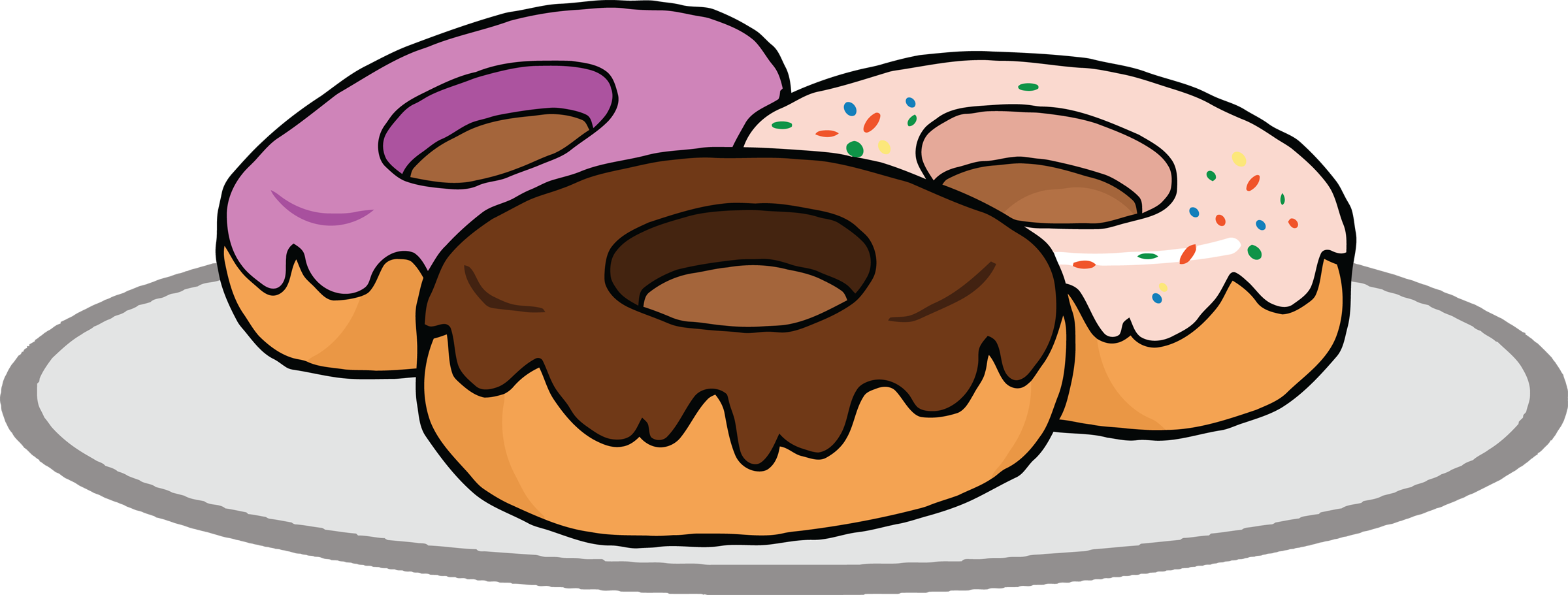 Doughnut clipart #3, Download drawings