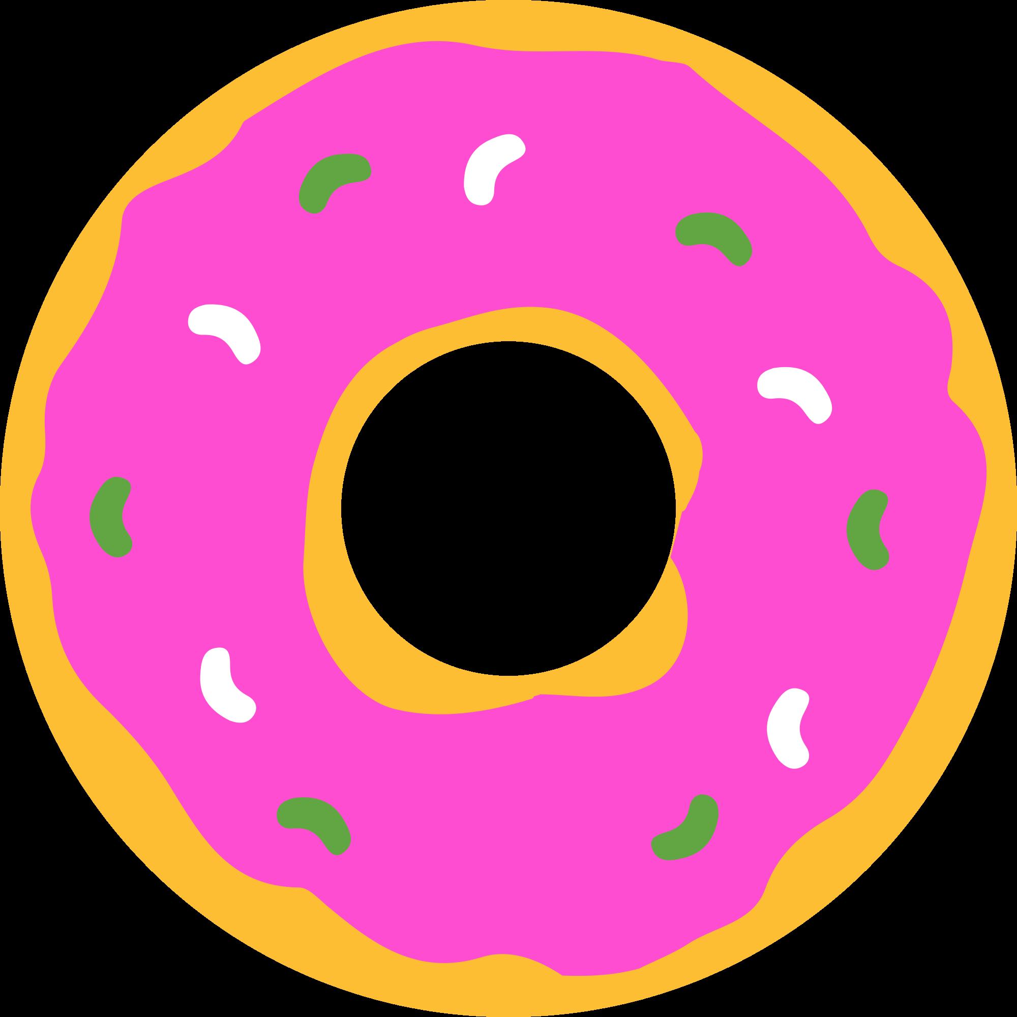 Doughnut svg #20, Download drawings