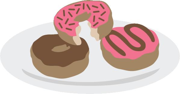 Doughnut svg #14, Download drawings