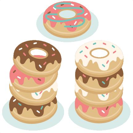 Doughnut svg #1, Download drawings