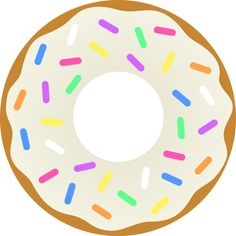 Doughnut svg #15, Download drawings