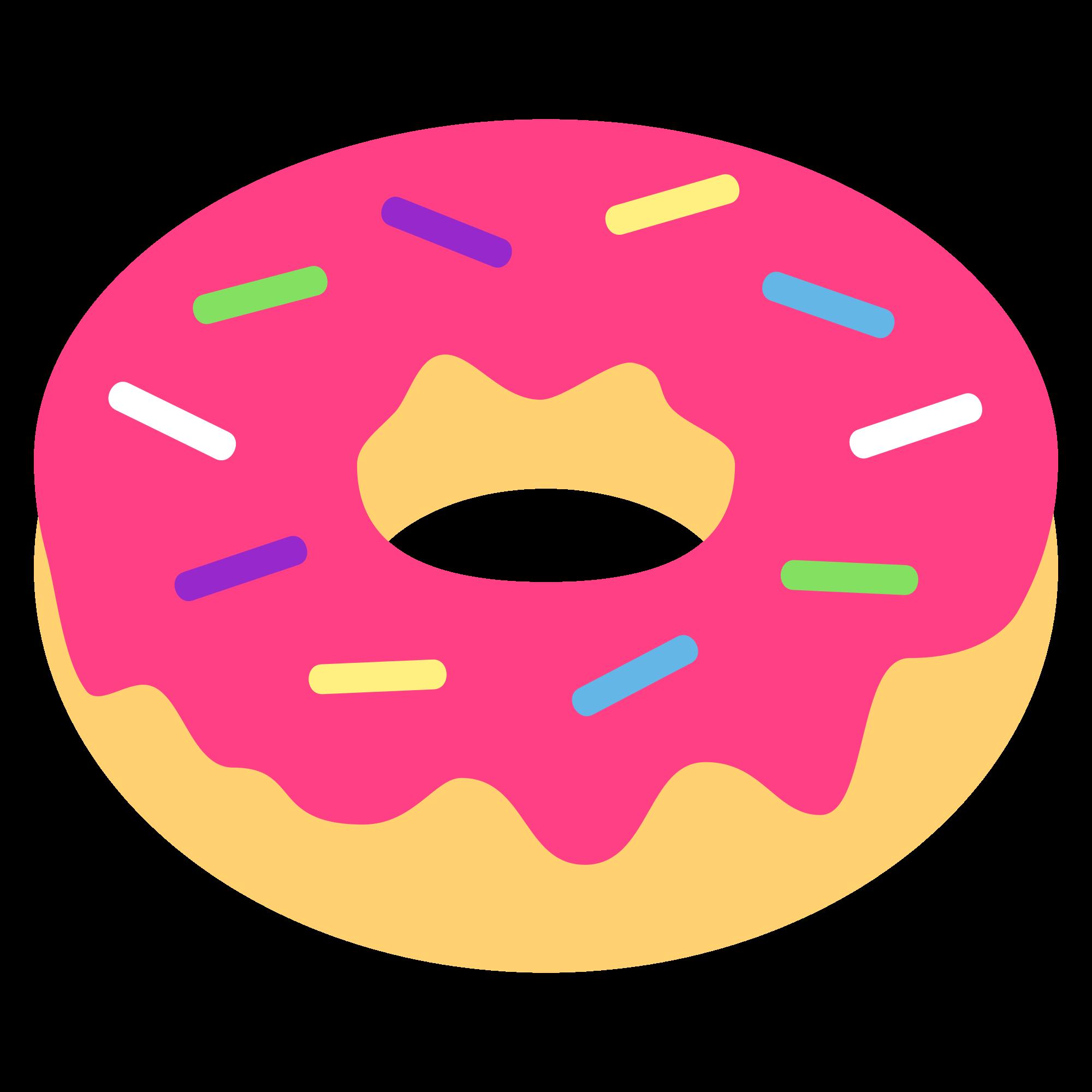 Doughnut svg #12, Download drawings