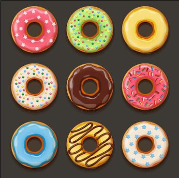 Doughnut svg #13, Download drawings