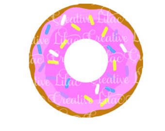 Doughnut svg #9, Download drawings