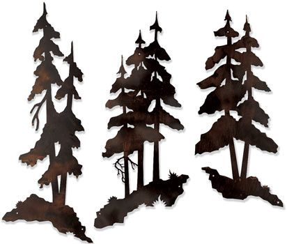 Douglas Fir Trees svg #2, Download drawings
