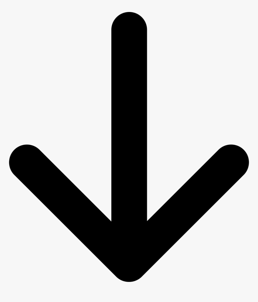 down arrow svg #736, Download drawings
