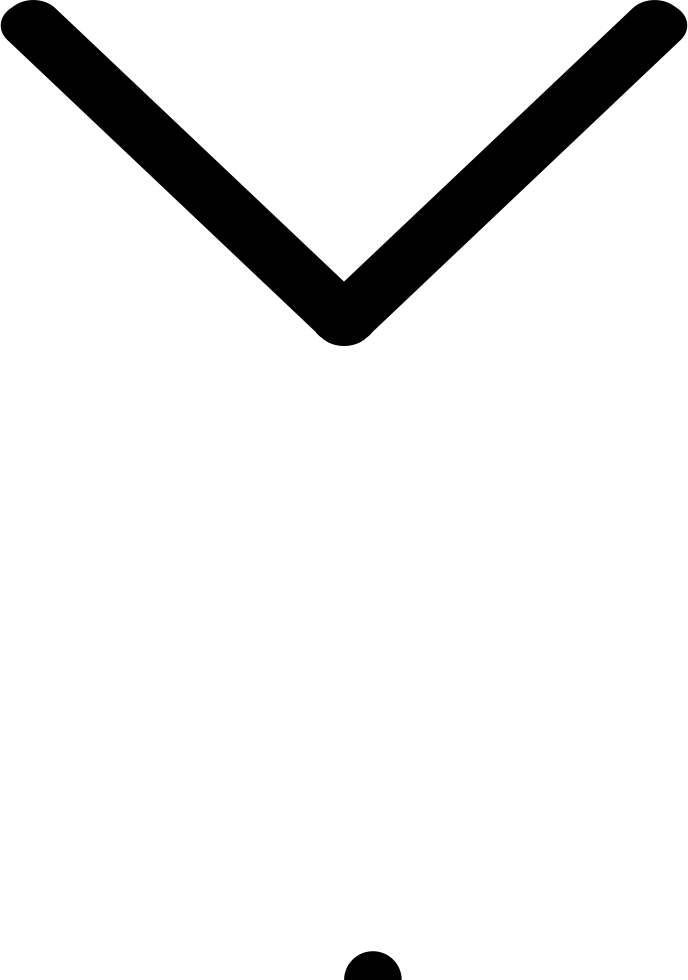 down arrow svg #721, Download drawings