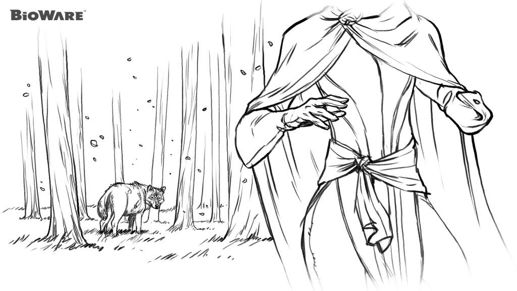 Dragon Age: Origins coloring #5, Download drawings