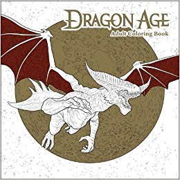 Dragon Age coloring #14, Download drawings