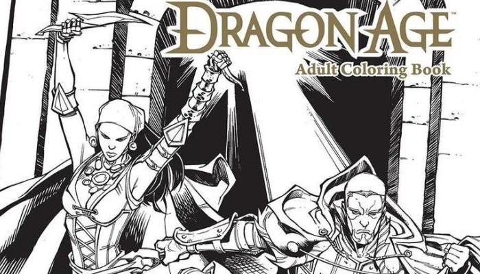 Dragon Age: Origins coloring #18, Download drawings