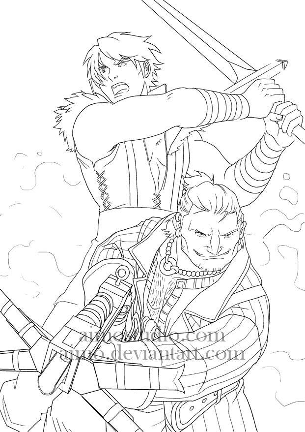 Dragon Age: Origins coloring #13, Download drawings