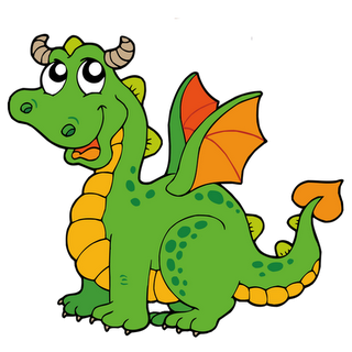 Dragon clipart #13, Download drawings