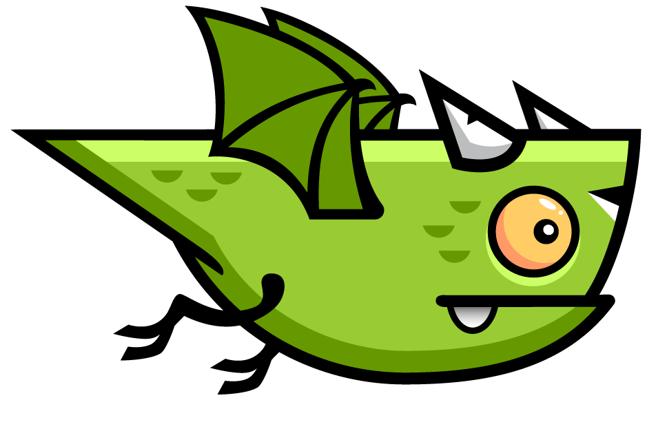 Dragon clipart #11, Download drawings