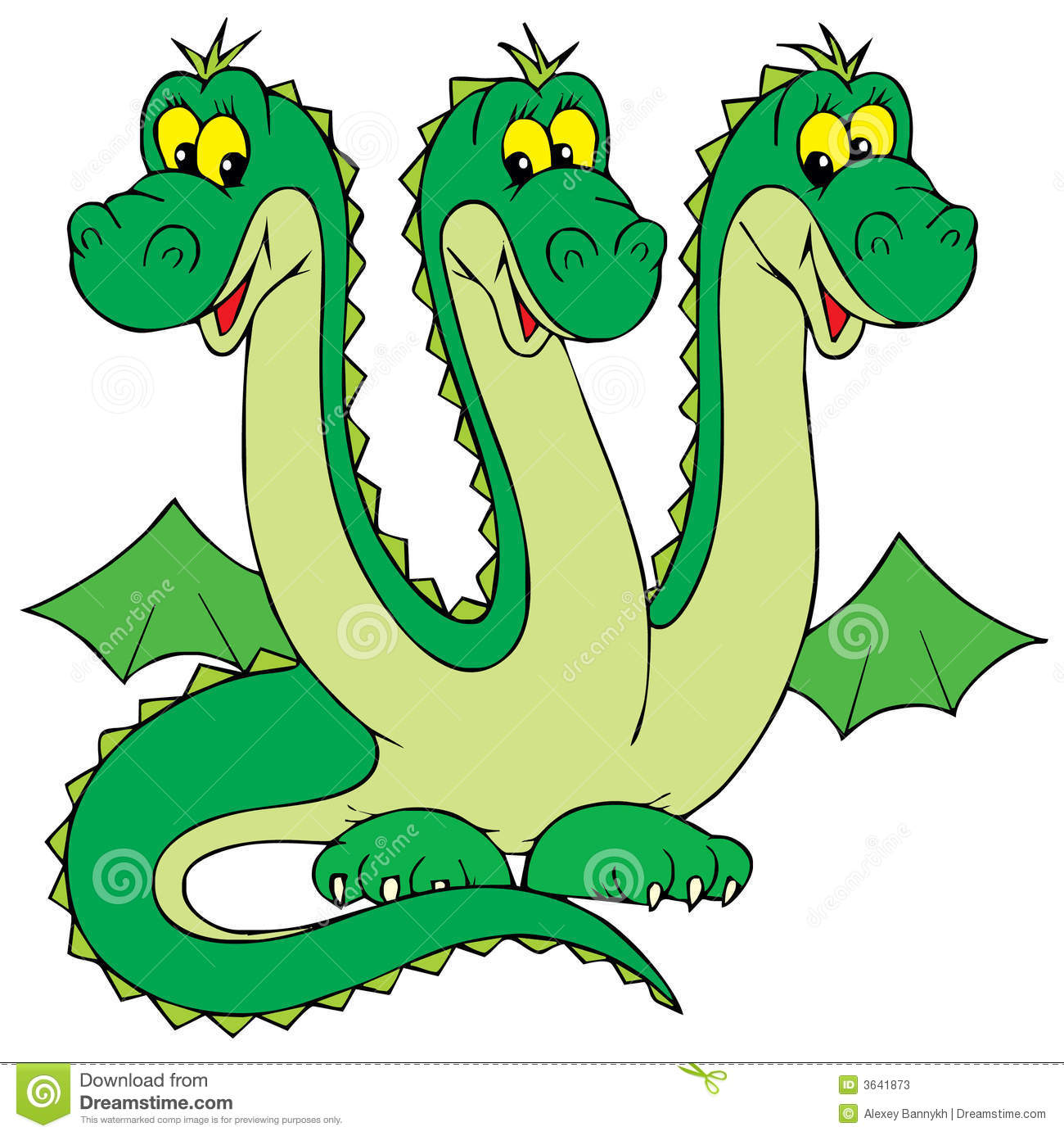Dragon clipart #5, Download drawings
