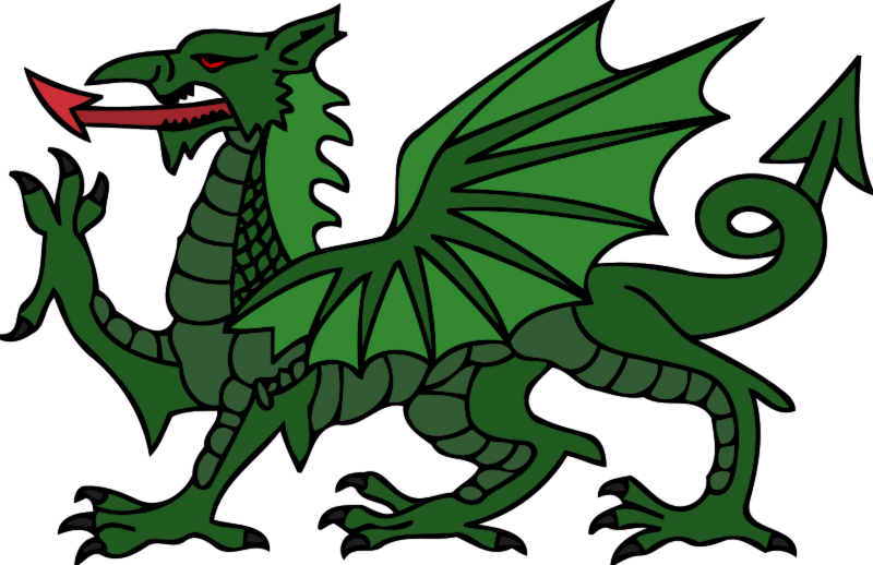 Dragon clipart #20, Download drawings