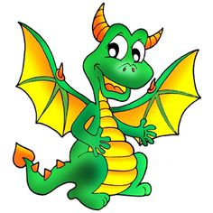 Dragon clipart #16, Download drawings