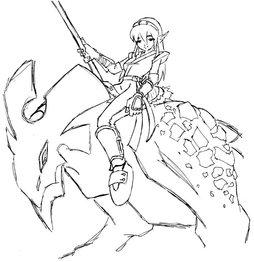 Dragon Rider coloring #18, Download drawings