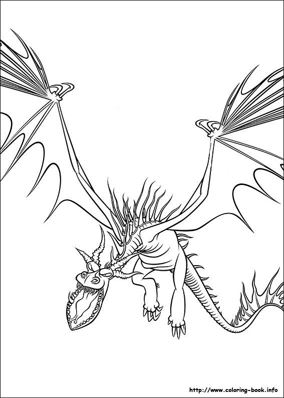 Dragon Rider coloring #9, Download drawings
