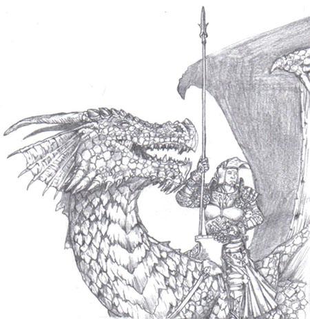 Dragon Rider coloring #15, Download drawings