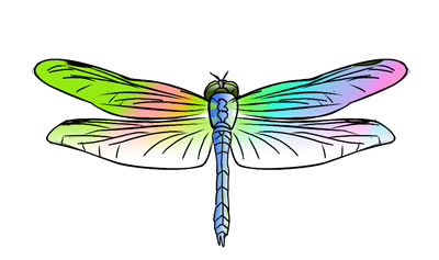 Dragonfly clipart #20, Download drawings