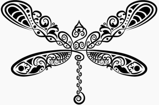 Dragonfly svg #8, Download drawings