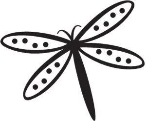 Dragonfly svg #268, Download drawings