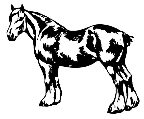 Draught Horse clipart #3, Download drawings