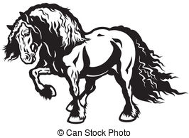 Draught Horse clipart #11, Download drawings