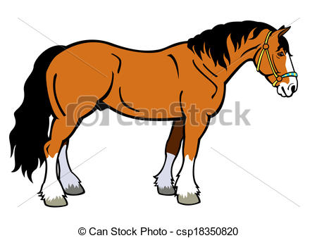 Draught Horse clipart #17, Download drawings