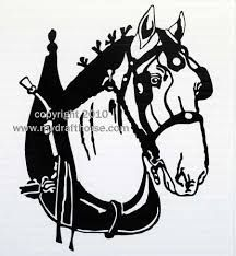 Draught Horse svg #11, Download drawings
