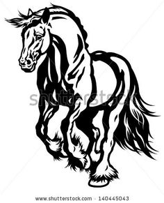 Draught Horse svg #5, Download drawings