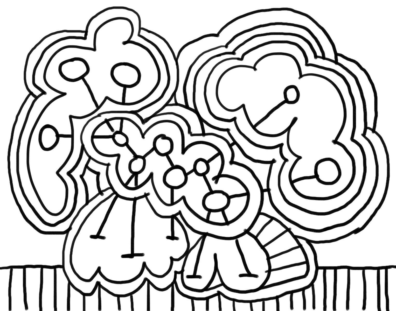 Drawing coloring #2, Download drawings
