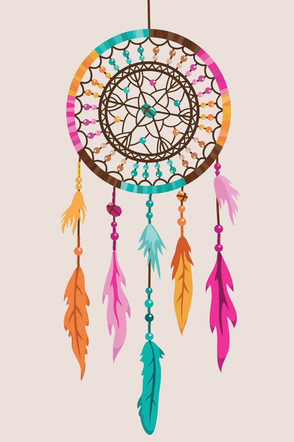 Dreamcatcher clipart #3, Download drawings