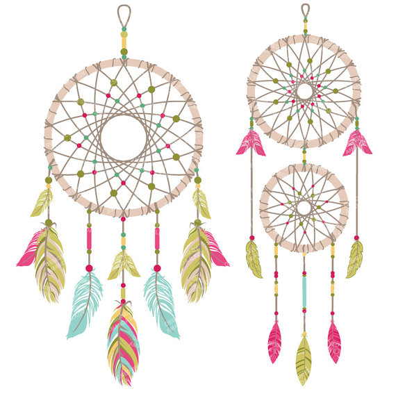 Dreamcatcher clipart #2, Download drawings