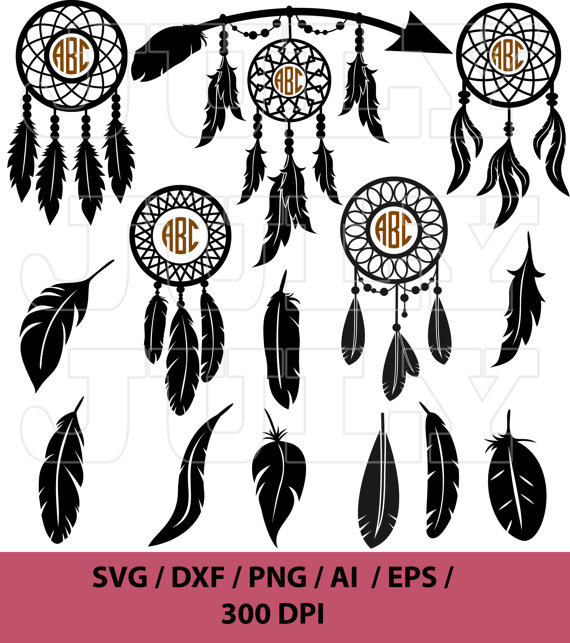 Dreamcatcher svg #8, Download drawings