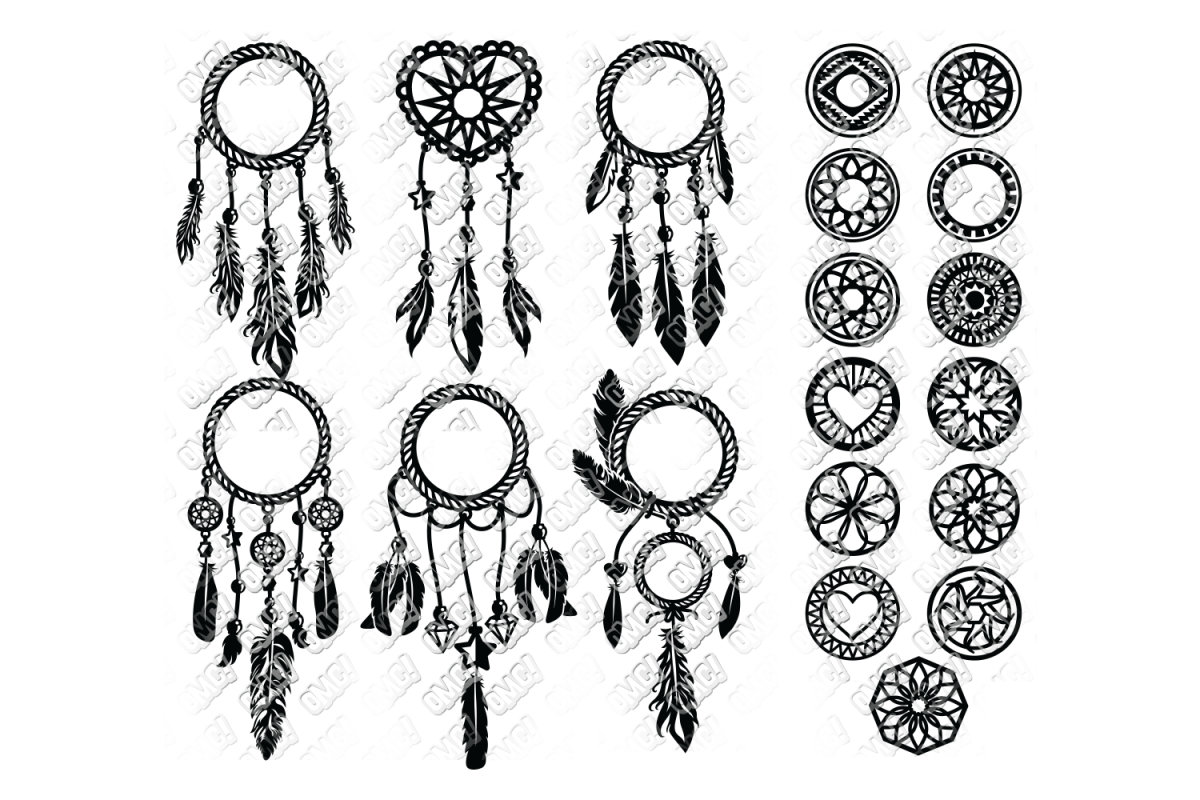 dreamcatcher svg free #66, Download drawings