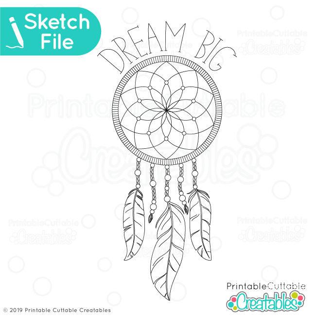 dreamcatcher svg free #67, Download drawings