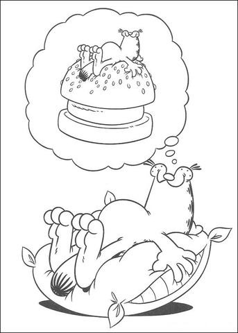 Dreaming coloring #5, Download drawings