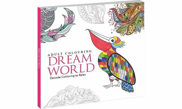 Dreamworld coloring #4, Download drawings