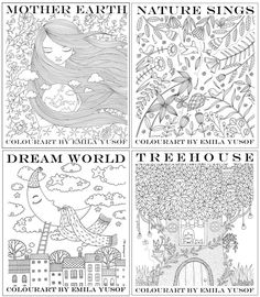 Dreamworld coloring #5, Download drawings
