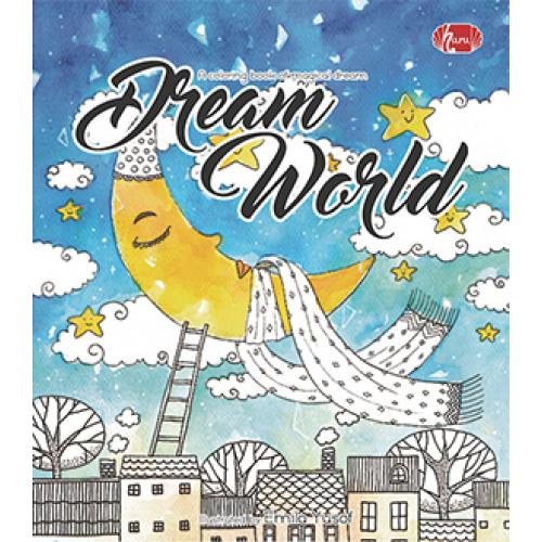 Dreamworld coloring #1, Download drawings