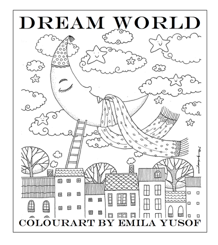 Dreamworld coloring #16, Download drawings