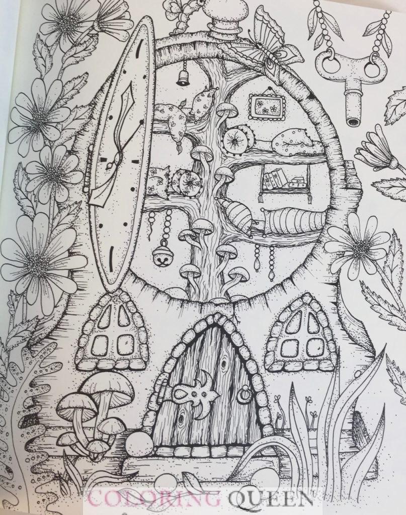 Dreamy Dawn coloring #9, Download drawings