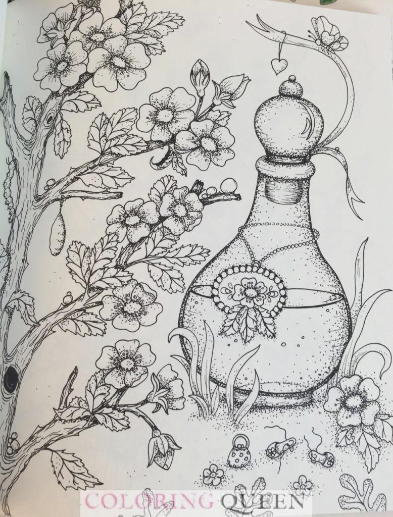 Dreamy Dawn coloring #4, Download drawings