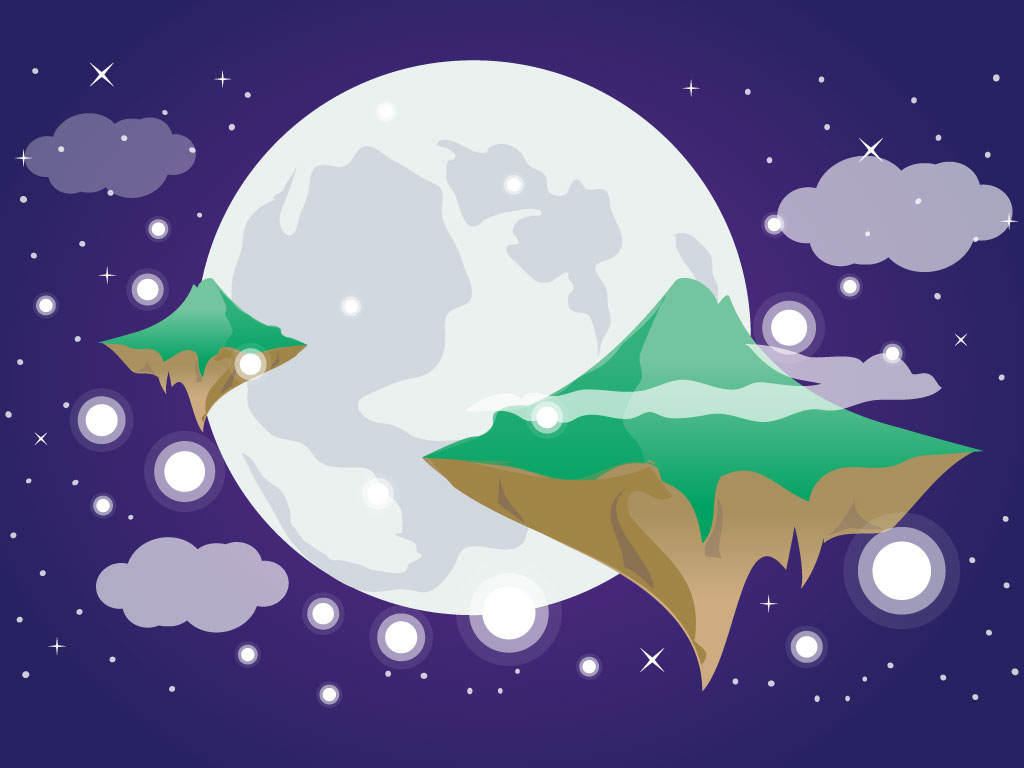 Dreamy World clipart #8, Download drawings